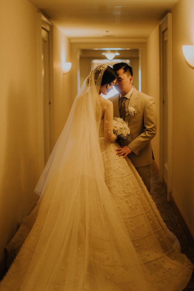 Ryan & Stella Wedding Reception by Soko Wiyanto - 006