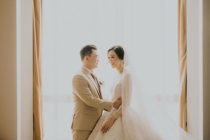 Ryan & Stella Wedding Reception by Soko Wiyanto - 007