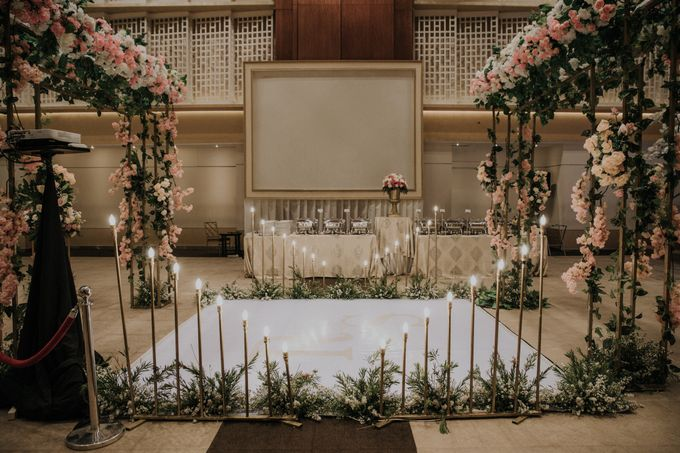 Ryan & Stella Wedding Reception by Soko Wiyanto - 012