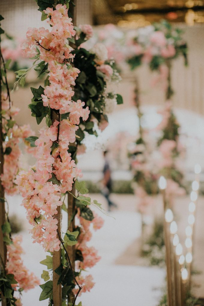 Ryan & Stella Wedding Reception by Irish Wedding - 013