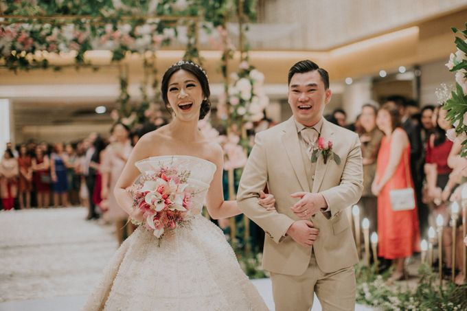 Ryan & Stella Wedding Reception by Soko Wiyanto - 016