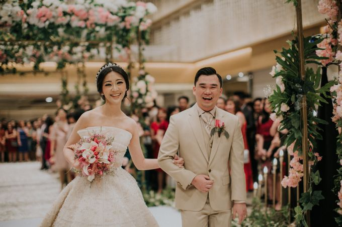 Ryan & Stella Wedding Reception by Soko Wiyanto - 017