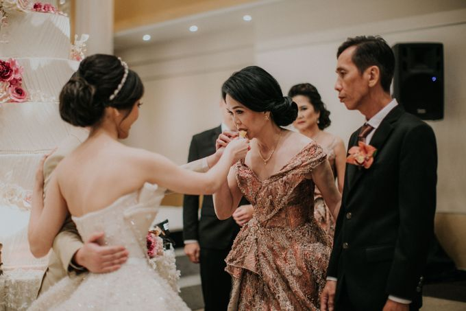 Ryan & Stella Wedding Reception by Soko Wiyanto - 018