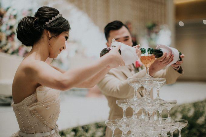 Ryan & Stella Wedding Reception by Irish Wedding - 020