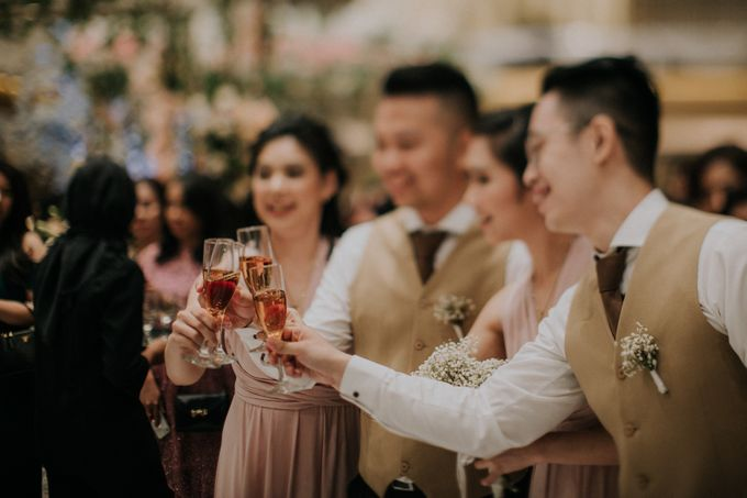 Ryan & Stella Wedding Reception by Soko Wiyanto - 023