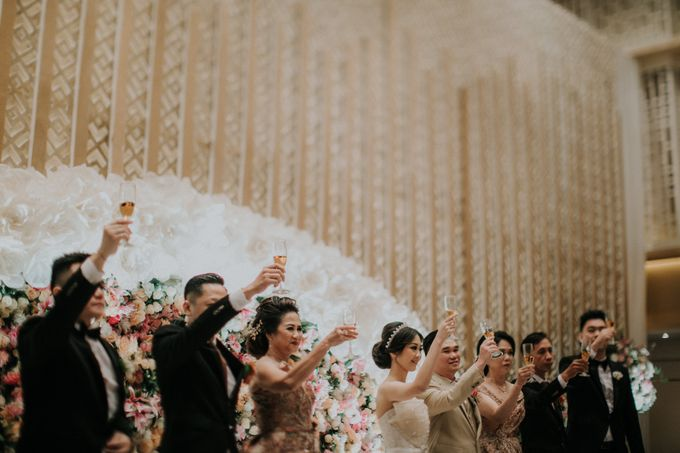 Ryan & Stella Wedding Reception by Soko Wiyanto - 024