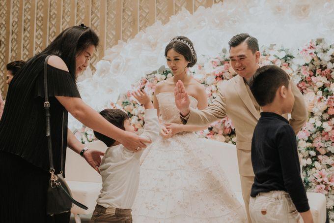 Ryan & Stella Wedding Reception by Irish Wedding - 027