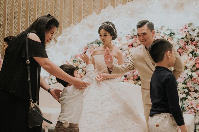 Ryan & Stella Wedding Reception by Soko Wiyanto - 027
