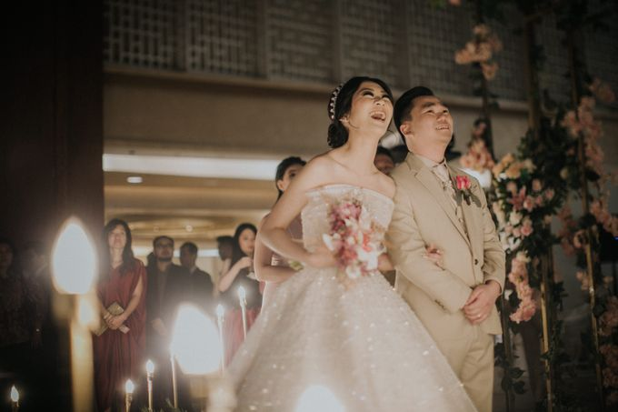 Ryan & Stella Wedding Reception by Soko Wiyanto - 029