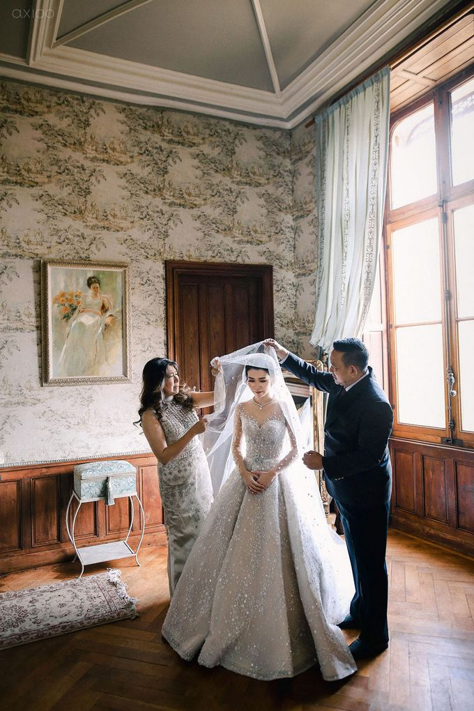 The Castles We Have Build -  The Wedding of Ryan and Dewi by William Lie by Axioo - 013
