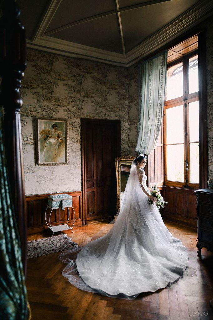 The Castles We Have Build -  The Wedding of Ryan and Dewi by William Lie by Axioo - 016