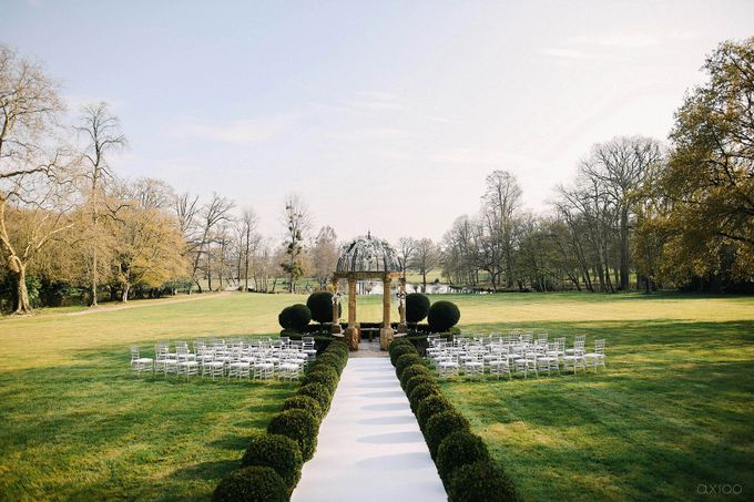 The Castles We Have Build -  The Wedding of Ryan and Dewi by William Lie by Axioo - 022