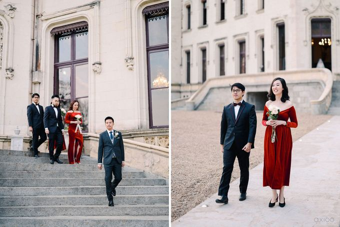 The Castles We Have Build -  The Wedding of Ryan and Dewi by William Lie by Axioo - 024