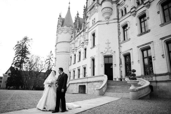 The Castles We Have Build -  The Wedding of Ryan and Dewi by William Lie by Axioo - 026