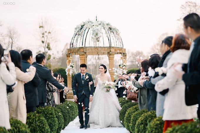 The Castles We Have Build -  The Wedding of Ryan and Dewi by William Lie by Axioo - 030