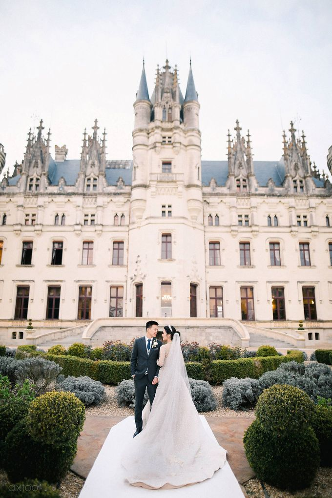 The Castles We Have Build -  The Wedding of Ryan and Dewi by William Lie by Axioo - 031