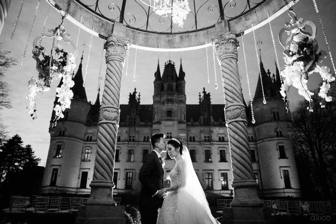 The Castles We Have Build -  The Wedding of Ryan and Dewi by William Lie by Axioo - 033