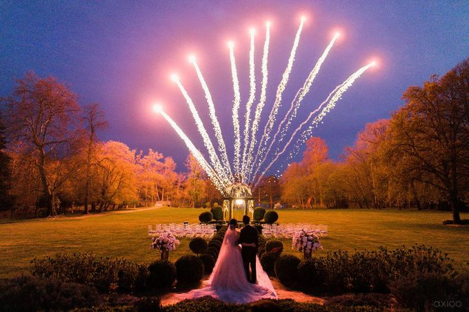 The Castles We Have Build -  The Wedding of Ryan and Dewi by William Lie by Axioo - 034