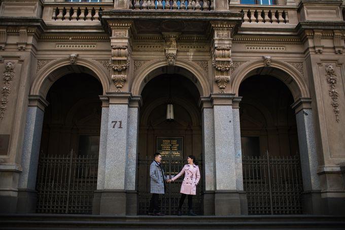 Reynold & Nadia Melbourne Prewedding by Hope Portraiture - 014