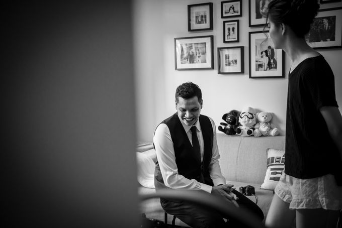 Actual Day - Ryan & Evelyn by A Merry Moment - 004