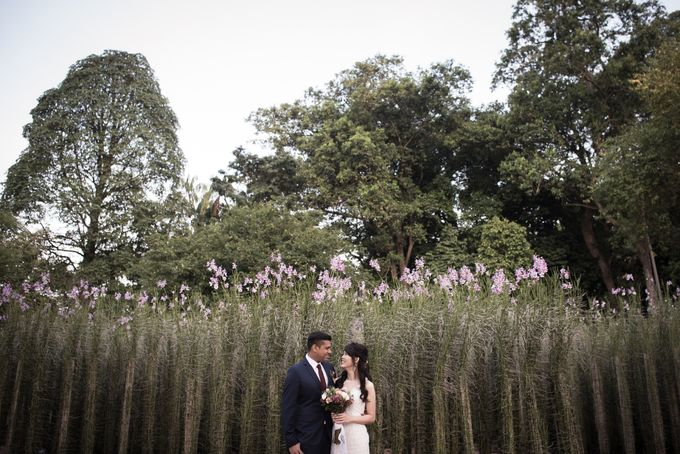Pre-wedding - Ryan & Evelyn by A Merry Moment - 001