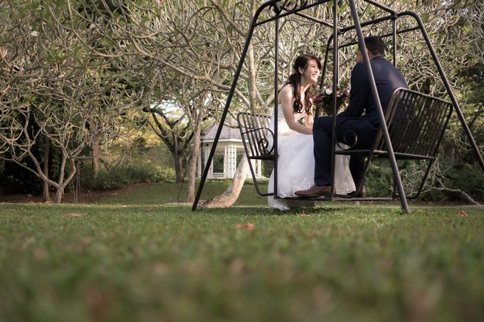 Pre-wedding - Ryan & Evelyn by A Merry Moment - 006