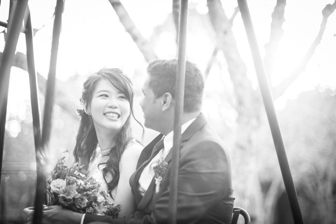 Pre-wedding - Ryan & Evelyn by A Merry Moment - 008