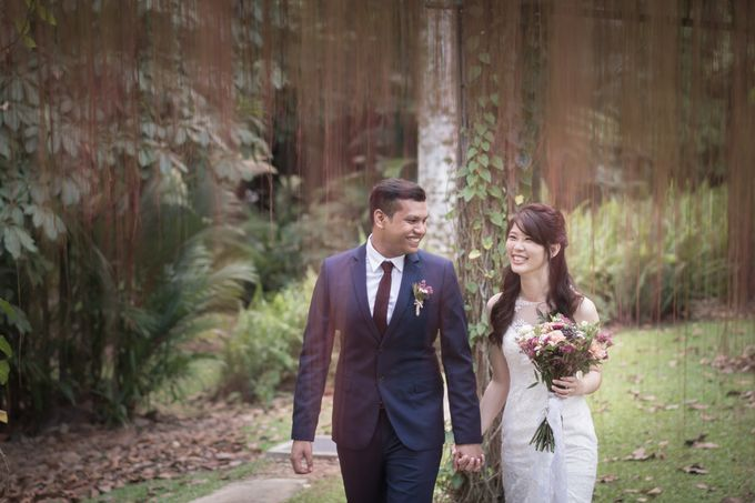 Pre-wedding - Ryan & Evelyn by A Merry Moment - 009
