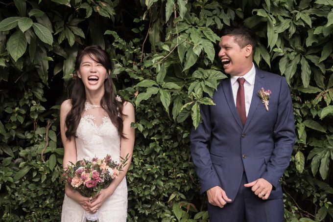 Pre-wedding - Ryan & Evelyn by A Merry Moment - 011