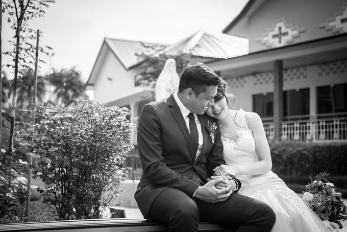 Pre-wedding - Ryan & Evelyn by A Merry Moment - 012