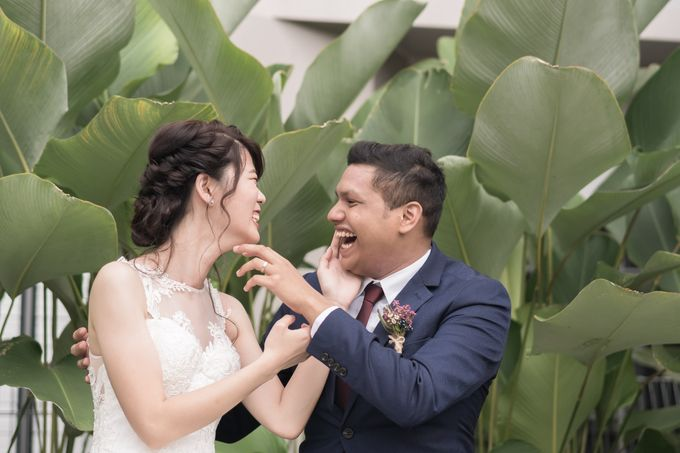 Pre-wedding - Ryan & Evelyn by A Merry Moment - 013