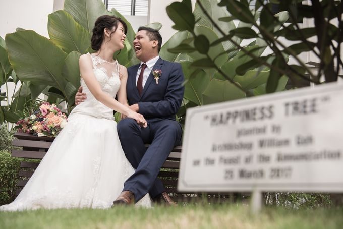 Pre-wedding - Ryan & Evelyn by A Merry Moment - 014