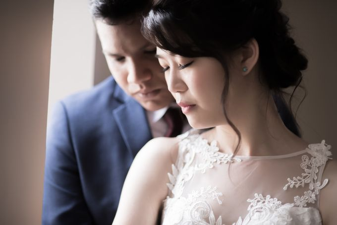 Pre-wedding - Ryan & Evelyn by A Merry Moment - 019