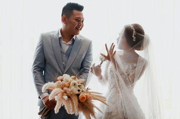 The Wedding of Ryan and Sisca by Nika di Bali - 016
