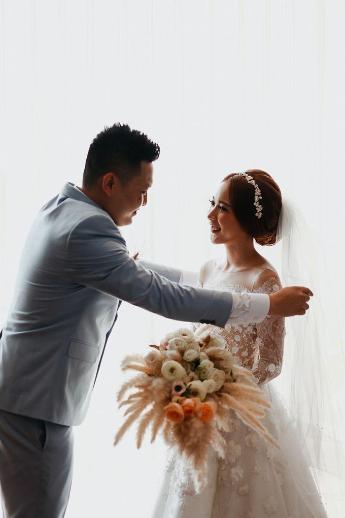 The Wedding of Ryan and Sisca by Nika di Bali - 017