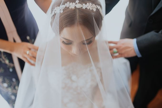 The Wedding of Ryan and Sisca by Nika di Bali - 014