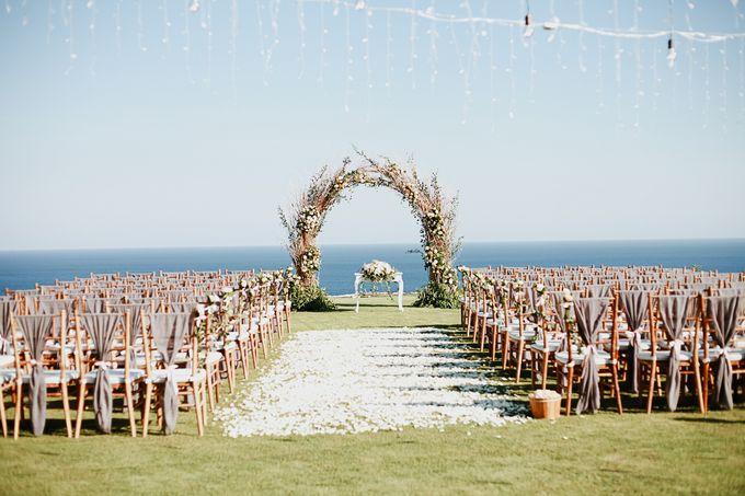 The Wedding of Ryan and Sisca by Nika di Bali - 019