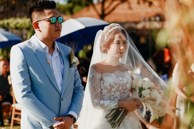 The Wedding of Ryan and Sisca by Nika di Bali - 022