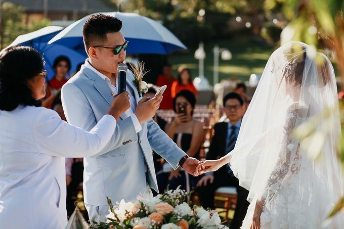 The Wedding of Ryan and Sisca by Nika di Bali - 023