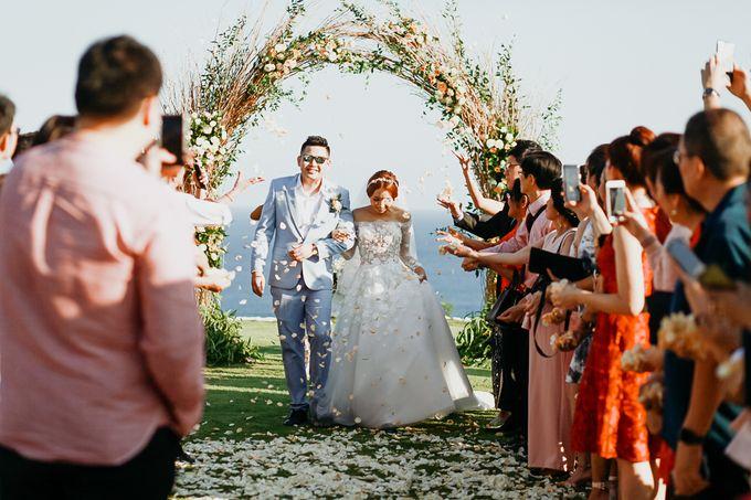 The Wedding of Ryan and Sisca by Nika di Bali - 025