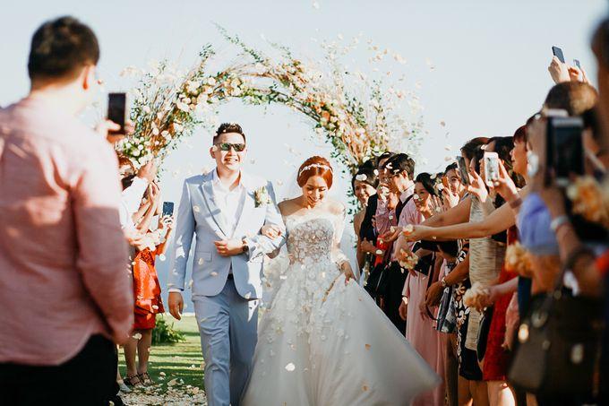 The Wedding of Ryan and Sisca by Nika di Bali - 026