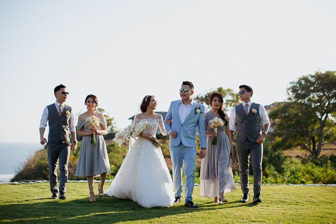 The Wedding of Ryan and Sisca by Nika di Bali - 027