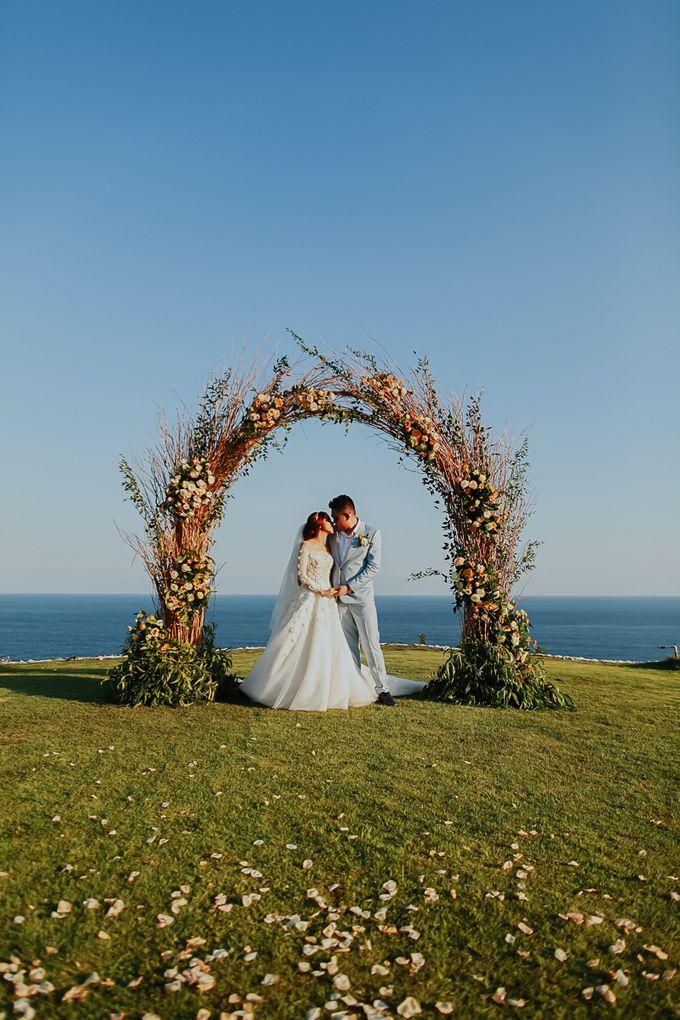 The Wedding of Ryan and Sisca by Nika di Bali - 029