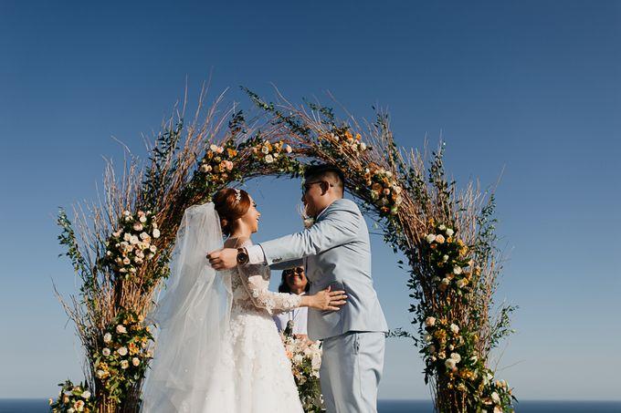 The Wedding of Ryan and Sisca by Nika di Bali - 030