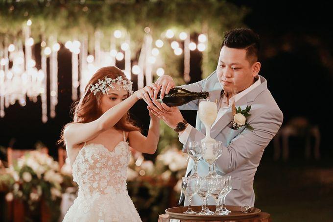 The Wedding of Ryan and Sisca by Nika di Bali - 037