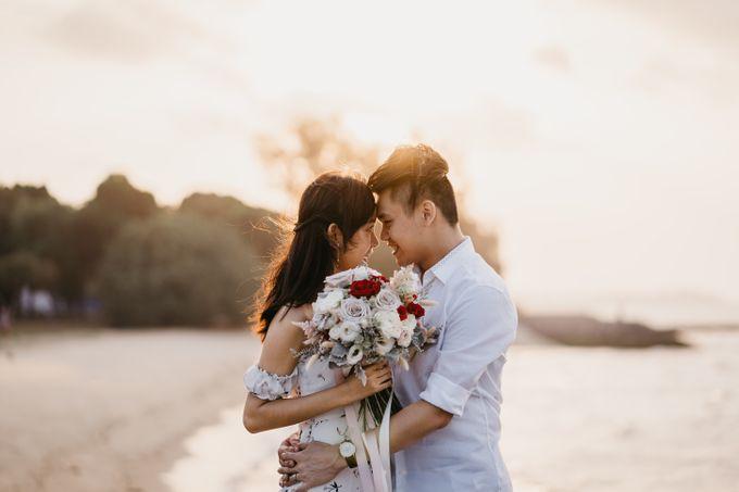 Elvina and Ryan by O'hara Weddings - 003