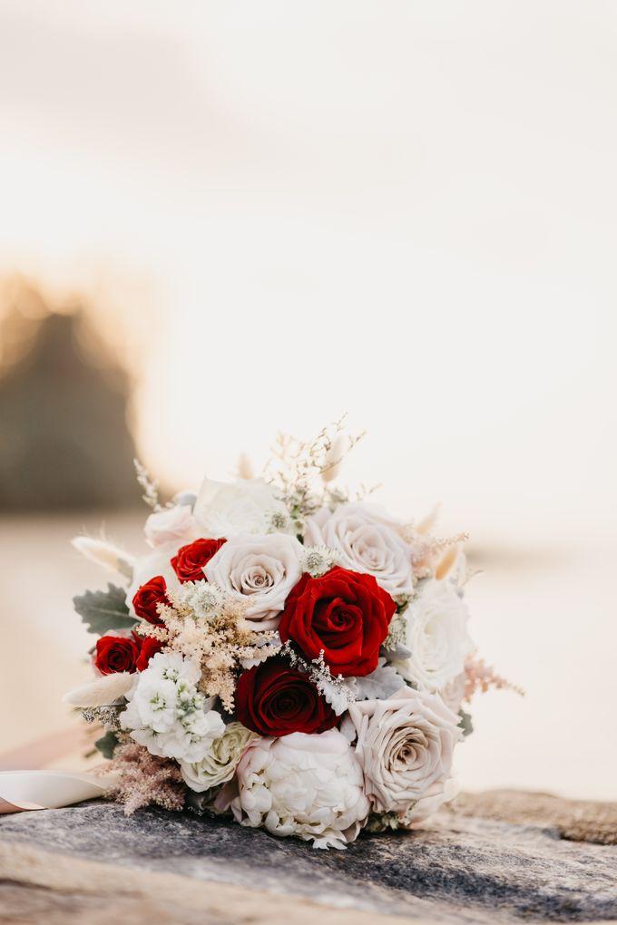 Elvina and Ryan by O'hara Weddings - 001
