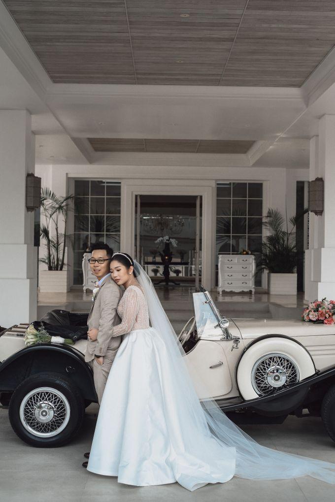 The Wedding Teo & Inggrid by Gedong Putih - 011
