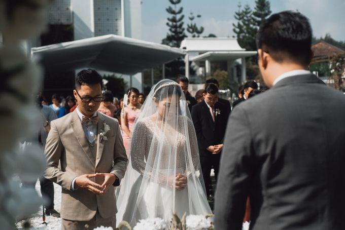 The Wedding Teo & Inggrid by Gedong Putih - 007