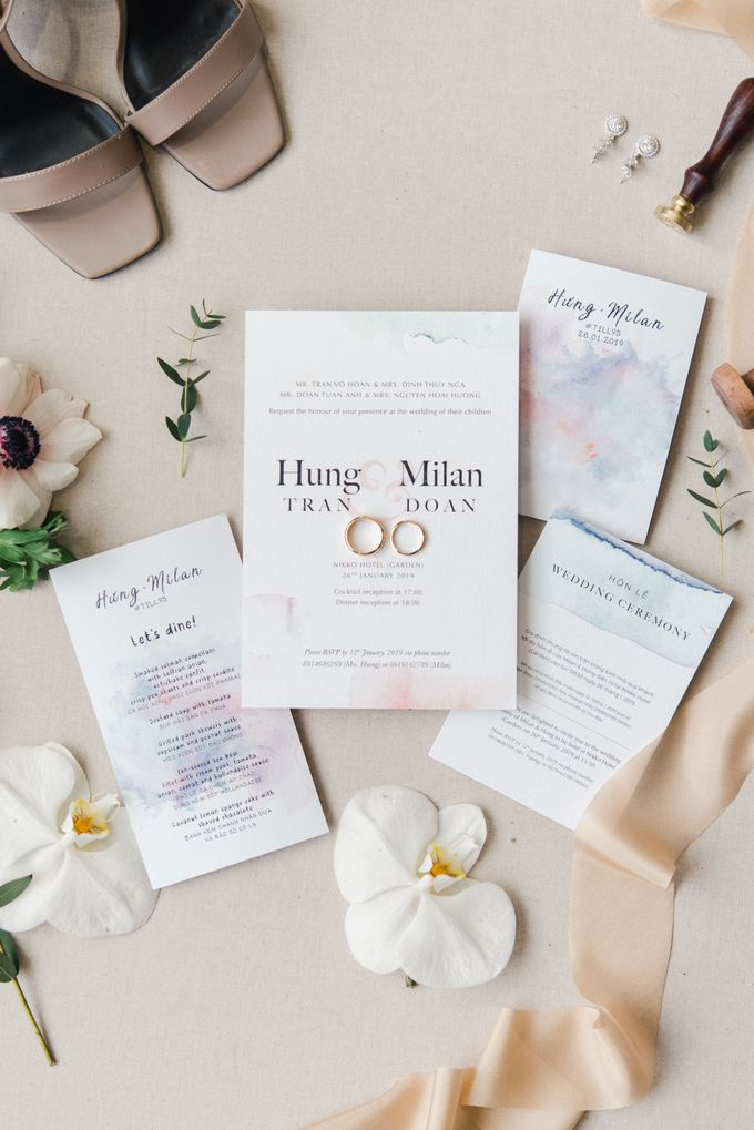 Mi Lan - Hung Tran Wedding by Moc Nguyen Productions - 001